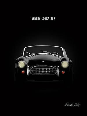 Shelby Cobra 289 Poster
