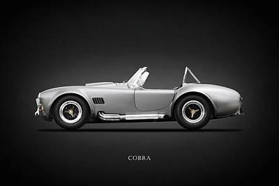 Shelby Cobra 427 Sc 1965 Poster by Mark Rogan
