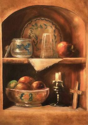 Poster featuring the photograph Shelf Life by Donna Kennedy