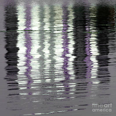 Poster featuring the photograph Shimmer by Wendy Wilton