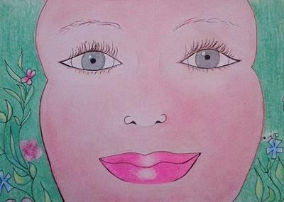 Shining Lips Poster