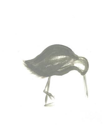 Shore Bird Poster