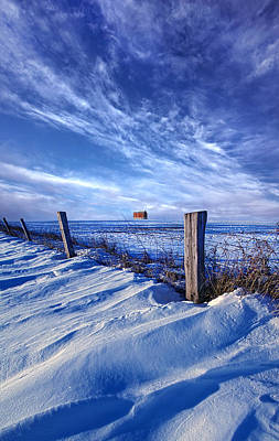 Short Piece Of Time Poster by Phil Koch