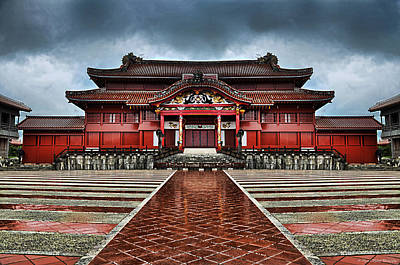 Shuri Castle Poster