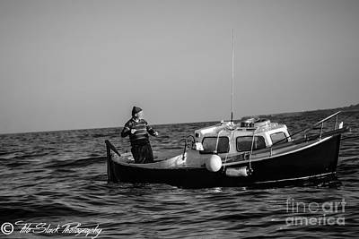 Sicilian Fisherman Poster by Tito Slack