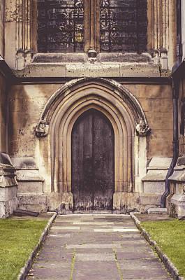 Side Door Poster by Christi Kraft