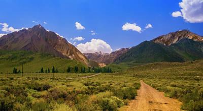 Sierra Mountains - Mammoth Lakes, California Poster