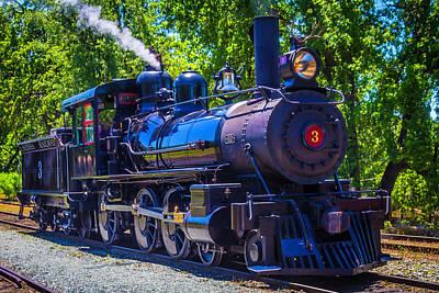 Sierra Railway Number 3 Poster