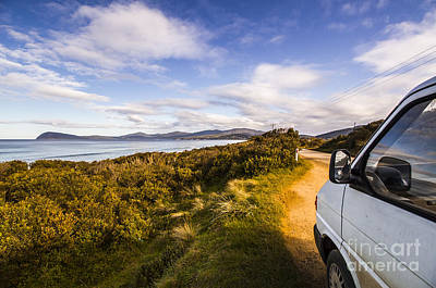 Sightseeing Southern Tasmania Poster by Jorgo Photography - Wall Art Gallery