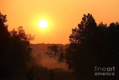 Silent Sun Poster by Neal Eslinger