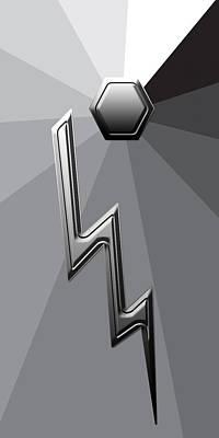Silver Lightning Poster