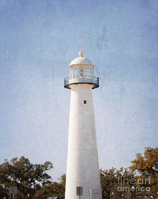 Simply Lighthouse Poster