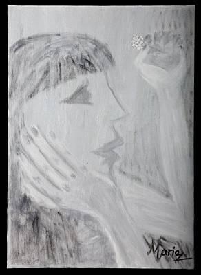 Sincerity Poster by Marinela Croitoru