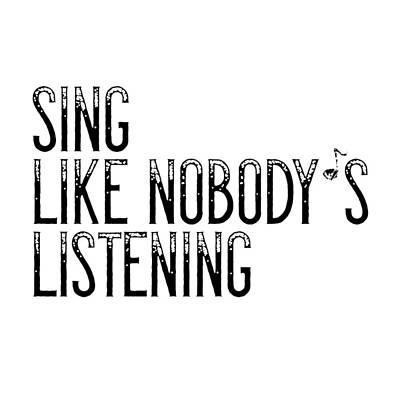 Sing... Poster by Melanie Viola