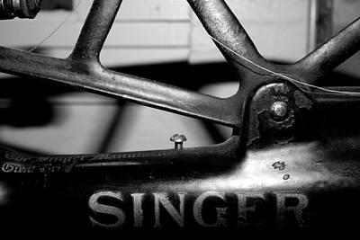 Singer Poster