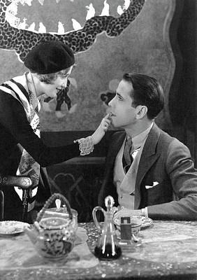 Singer Ruth Etting Humphrey Bogart Vitaphone Short Broadways Like That 1930-2016 Poster by David Lee Guss