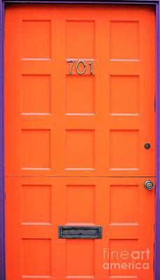 Single Door Poster