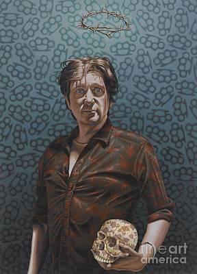 Sinner Poster by Stephen Hall