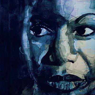 Sinnerman - Nina Simone Poster