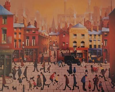 Sintons Liverpool Poster by Joe Gilronan