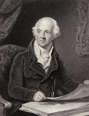 Sir Abraham Hume 2nd Baronet 1749 To Poster by Vintage Design Pics
