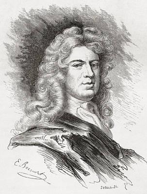 Sir Godfrey Kneller, 1st Baronet, 1646 Poster