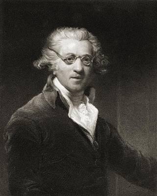 Sir Joshua Reynolds 1723-1792. English Poster