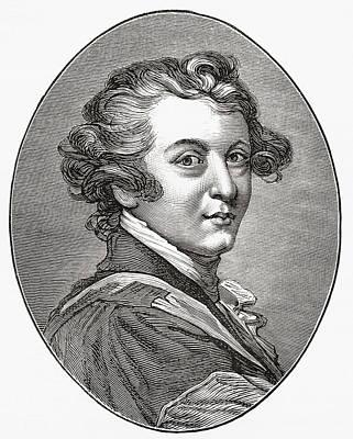 Sir Joshua Reynolds, 1723 Poster