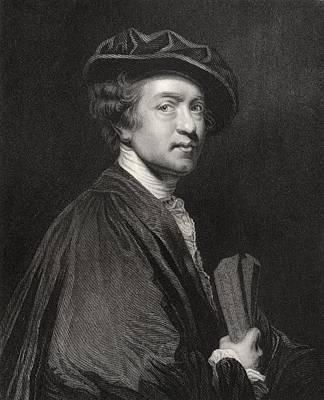 Sir Joshua Reynolds 1723 To 1792 Poster