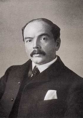 Sir Leander Starr Jameson, 1st Baronet Poster by Vintage Design Pics