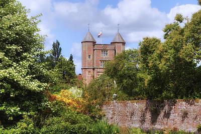 Sissinghurst Castle - England Poster