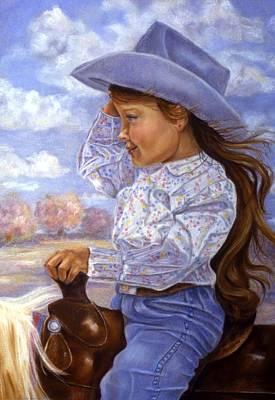 Sissy's New Pony Poster