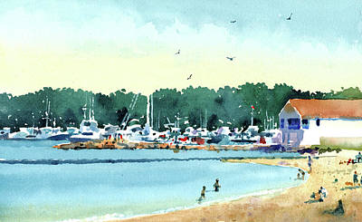 Sister Bay, Door County Poster