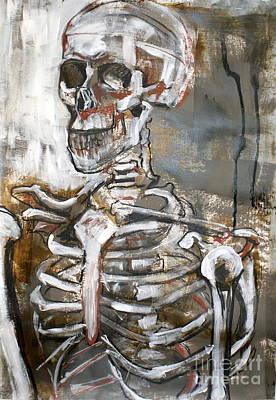 Skeleton 1 Poster