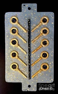 Skeleton Keys Of Gold Poster