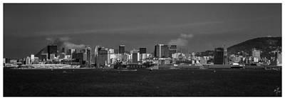 Skyline-porto-rio De Janeiro-rj Poster