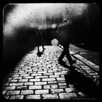 Sleepwalking Poster by Andrew Paranavitana