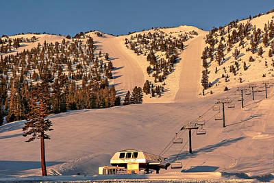 Slide Mountain Poster