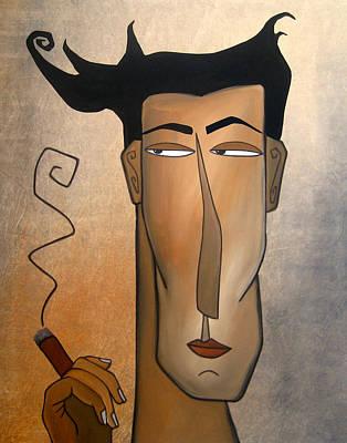 Smoke Break Poster