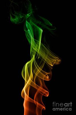 smoke XXII Poster