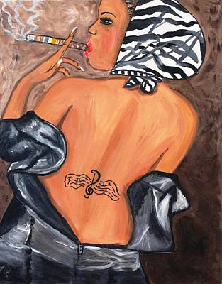 Smokin' Jazz  Poster