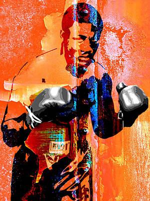 Smokin Joe Frazier Collection Poster