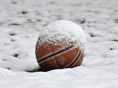 Snow Ball Poster by Al Powell Photography USA
