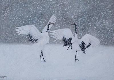 Snow Dancers Poster