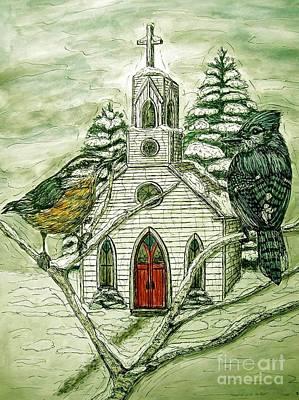 Snowbirds Visit St. Paul Poster