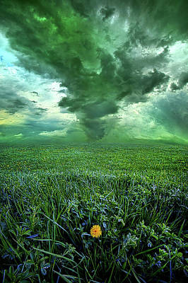 So Do Not Fear For I Am Always With You Poster by Phil Koch