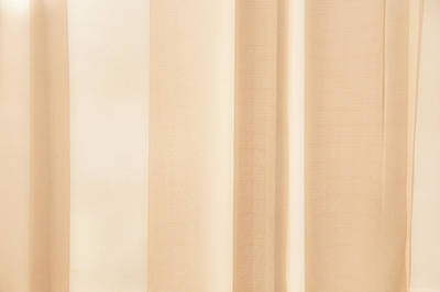 Soft Focus Curtain Background Poster
