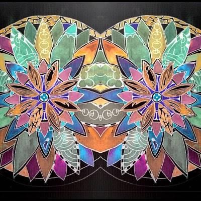 Soft Mandala Poster