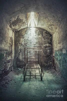 Solitude Of Confinement Poster by Evelina Kremsdorf