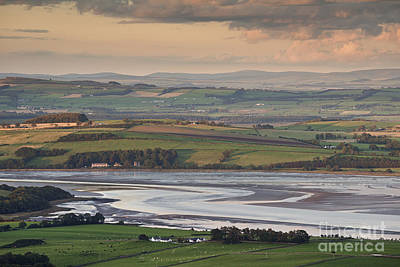 Solway Firth Poster by Rod McLean